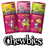 Chewbies, supporter of It's A Dogs Job